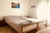 camera da letto bassa